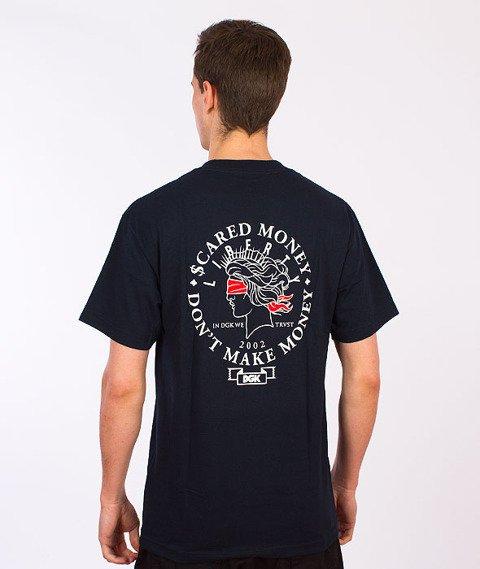 DGK-Liberty T-Shirt Granatowy