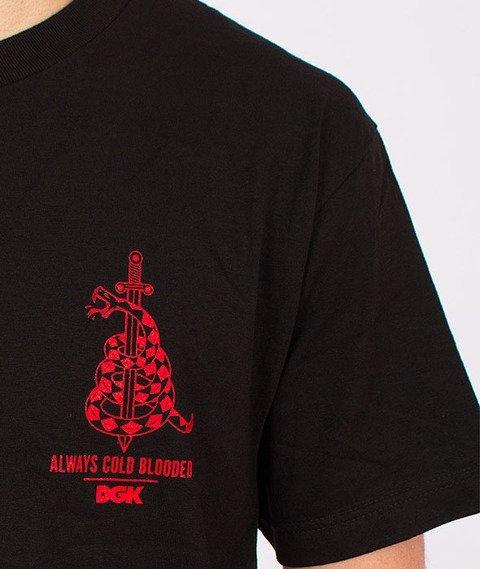 DGK-Venom T-Shirt Czarny