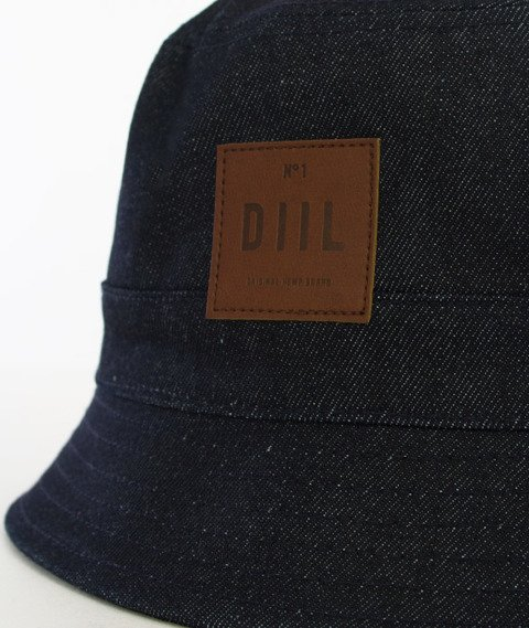 DIIL-Diil No1 Bucket Hat Jeans