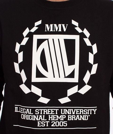 DIIL-Harvard Bluza Czarna