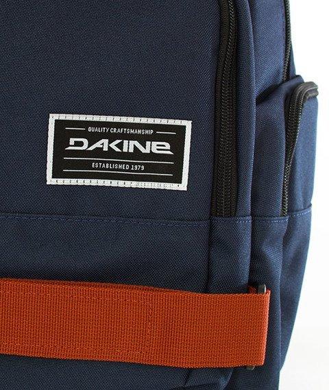 Dakine-Atlas 25L Backpack Dark Navy