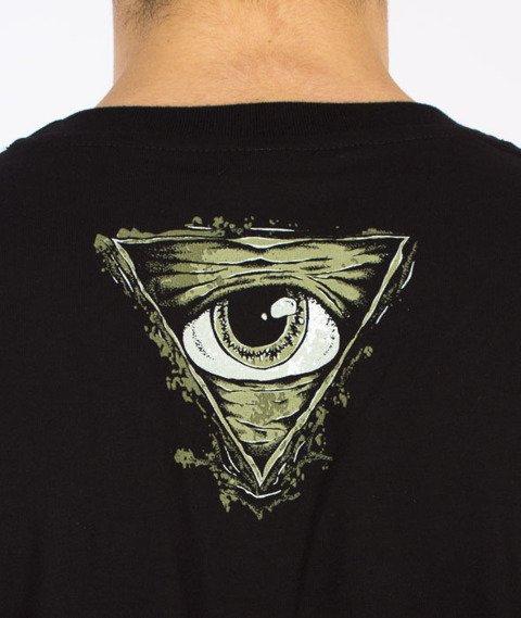 Demonologia-Evileye T-shirt Czarny