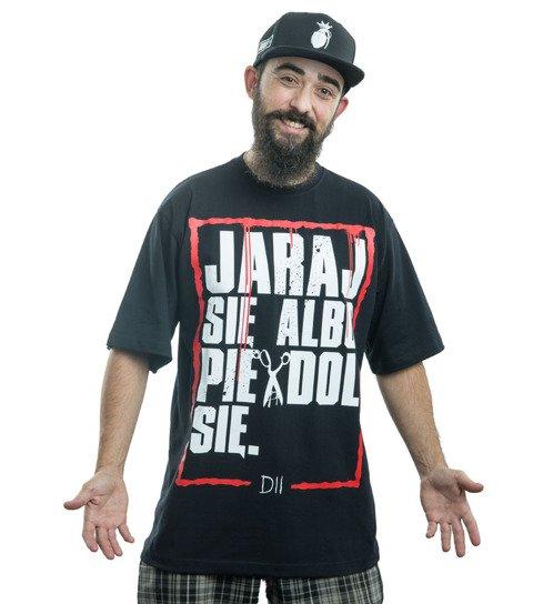 Demonologia-Jaraj Się T-Shirt Czarny