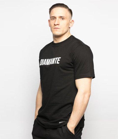 Diamante-Best Friend, Worst Enemy T-Shirt Czarny