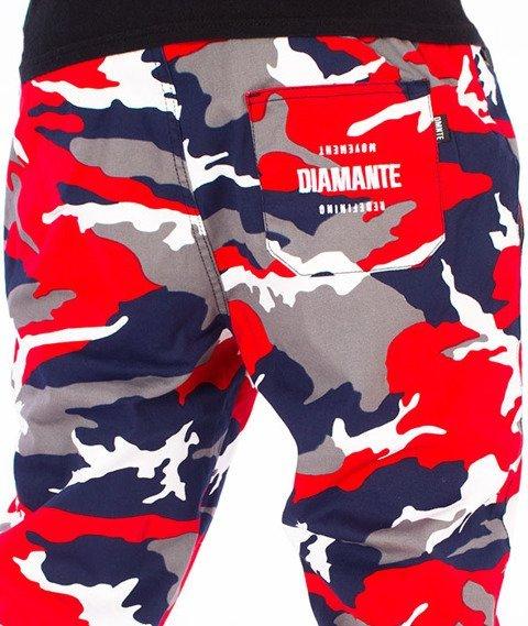 Diamante-Classic Jogger Dope Camo Spodnie Camo