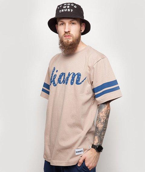 Diamante-Diam T-Shirt Beżowy