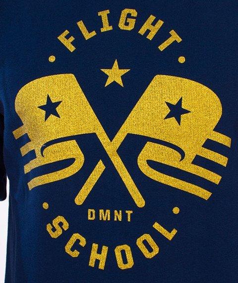 Diamante-Flight School Bluza Granatowa