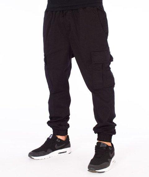 Diamante-Hunter RM Jogger Pants Spodnie Czarne