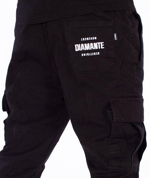 Diamante-Jogger RM Hunter Czarne