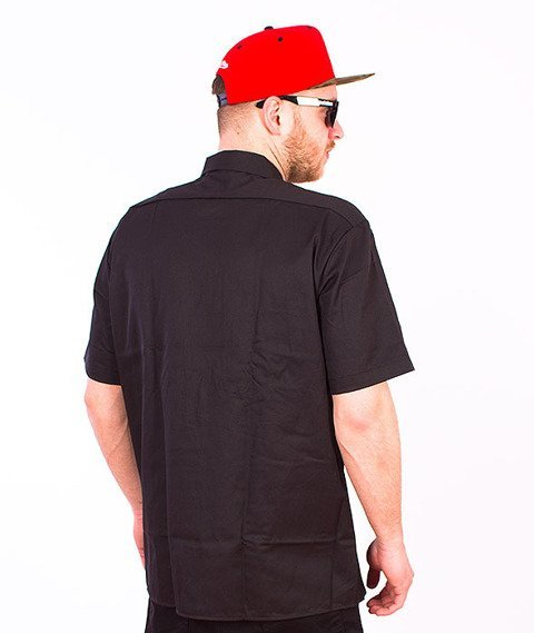 Dickies-Work Shirt Black