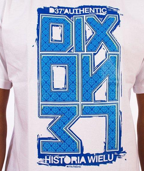 Dixon37-DIX Ornament T-Shirt Biały