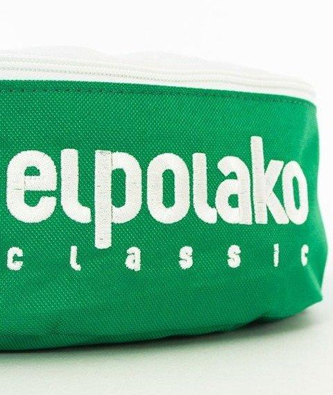 El Polako-3 Color Nerka Zielona/Turkusowa