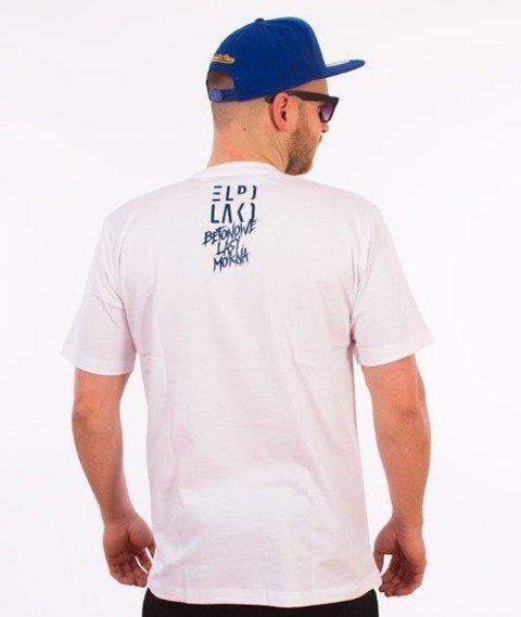 El Polako-Alfa Omega T-Shirt Biały