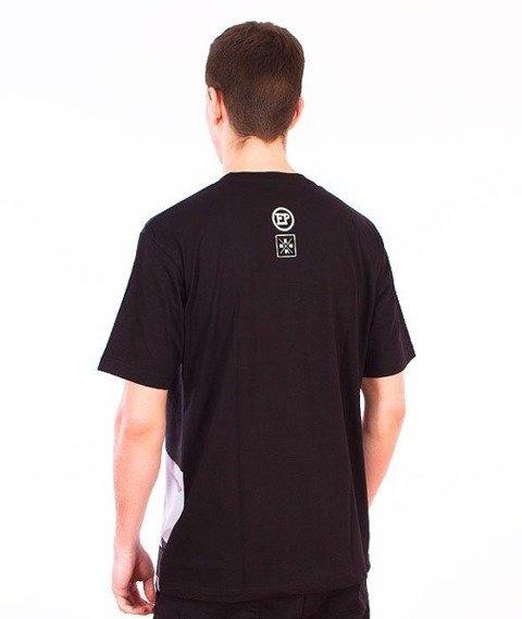 El Polako-BIG T-Shirt Czarny/Multikolor