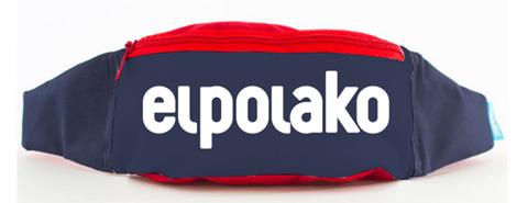 El Polako CLASSIC COLORS Nerka Granatowy