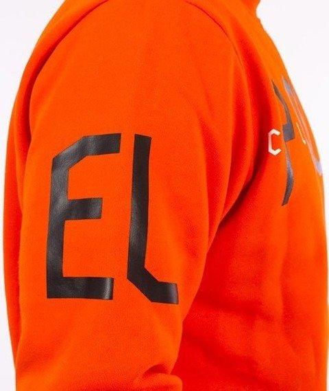 El Polako- CLS 34 Bluza Pomarańczowa