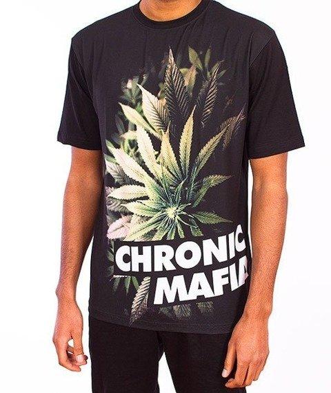 El Polako-Chronic T-Shirt Czarny/Multikolor