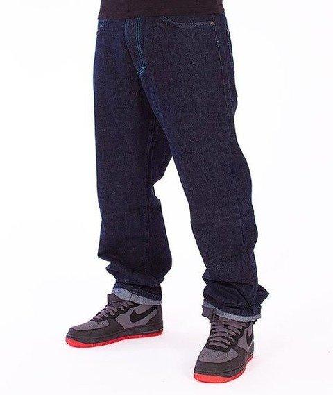 El Polako-Classic Regular Jeans Dark Blue