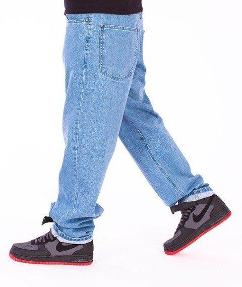 El Polako-Classic Regular Jeans Light Blue