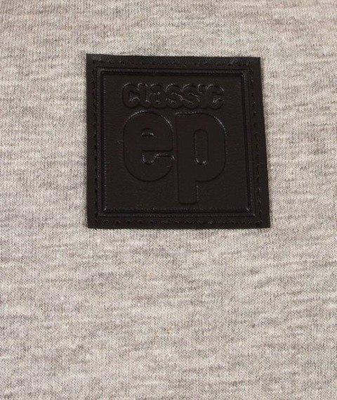 El Polako-Cuts Logo T-Shirt Szary