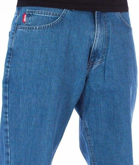 El Polako-E Regular Jeans Spodnie Light Blue
