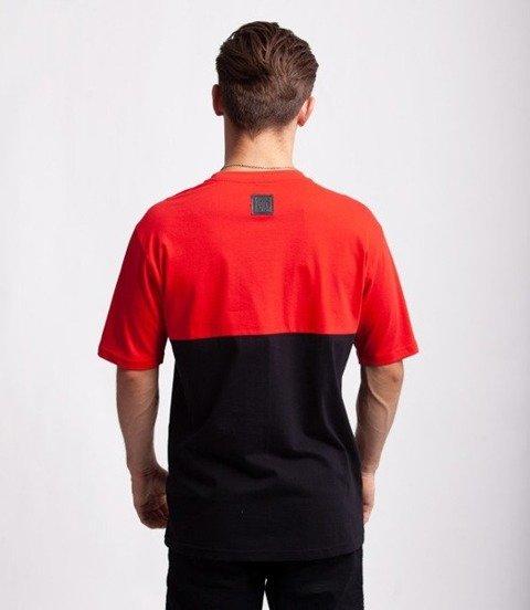 El Polako ELPO NEW T-Shirt Czerwony/Czarny