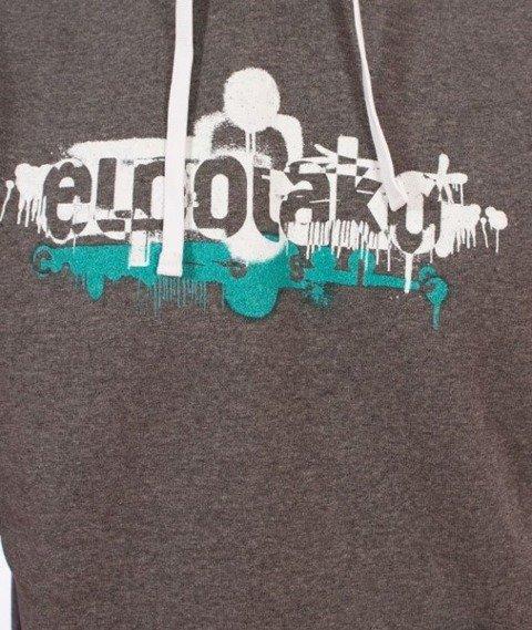 El Polako-EP Paint Bluza Kaptur Grafitowy