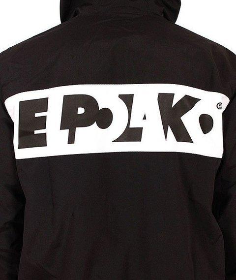 El Polako-El Polako Kurtka Wiatrówka Czarna