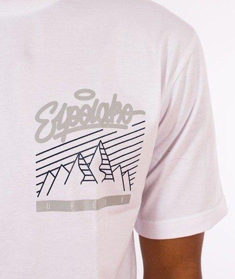 El Polako-ElPolako Urbex T-Shirt Biały