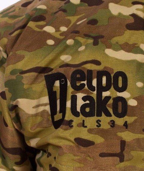 El Polako-Classic Kangurka Kurtka Moro