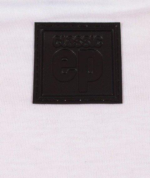 El Polako-Handwritten T-Shirt Biały