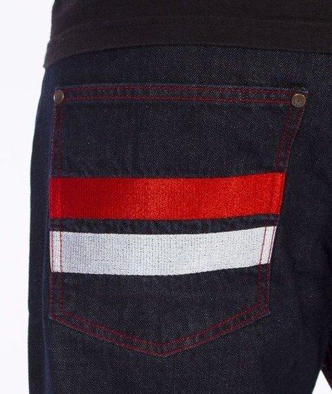 El Polako-Japan Regular Jeans Dark Blue