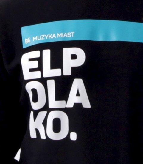 El Polako-OK Bluza Czarna