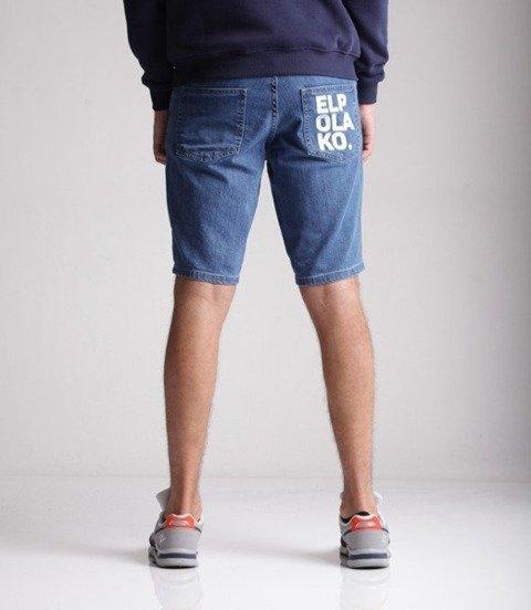 El Polako-OK Szorty Jeans Light