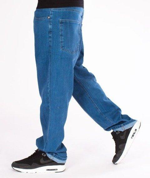 El Polako-Outline Regular Jeans Spodnie Light