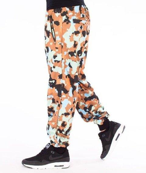 El Polako-Premium Moro 08 Regular Spodnie Dresowe Camo