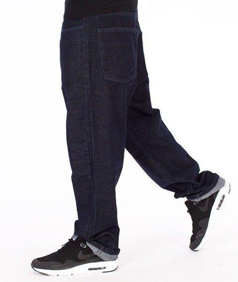 El Polako-Republic Regular Jeans Spodnie Dark Blue