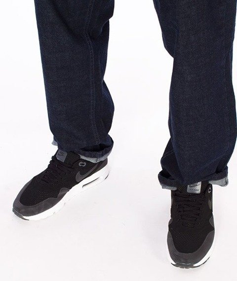 El Polako-Republic Regular Jeans Spodnie Dark Blue