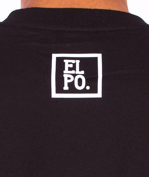 El Polako-Ryś T-Shirt Czarny/Multikolor