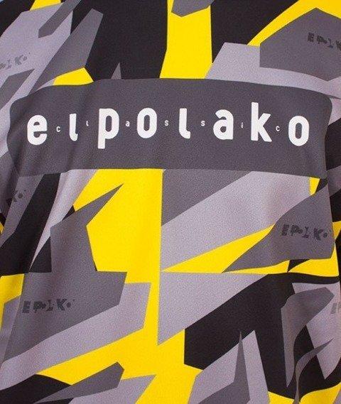 El Polako-Yellow Triangle Moro Bluza Premium