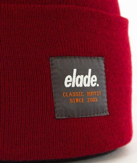 Elade-Classic Czapka Zimowa Bordo