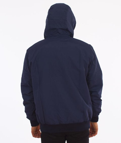 Elade-Elade Co. Jacket Navy