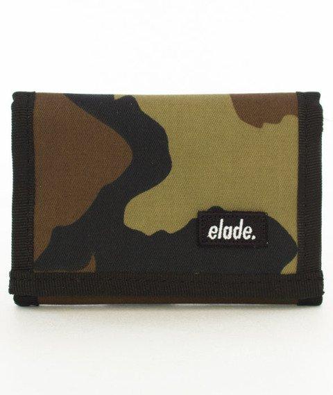 Elade-Elade Wallet Portfel Grafitowy
