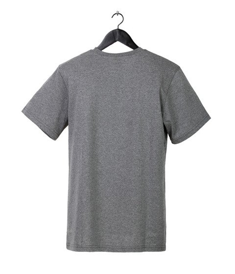 Elade-Icon Glitch T-Shirt Grey