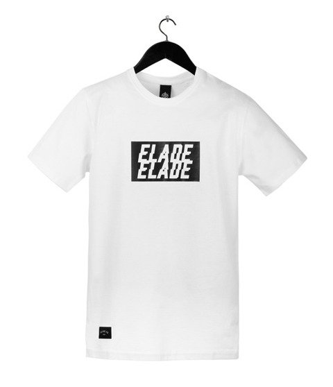 Elade-Not Static T-Shirt White