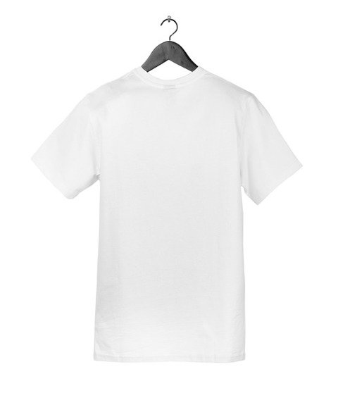 Elade-Not Static T-Shirt White