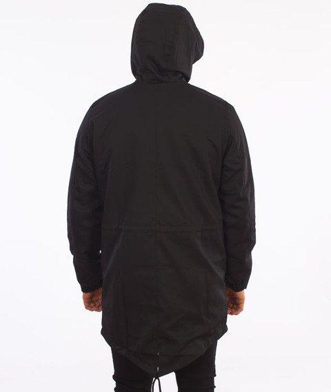 Elade-Parka Elade Co. Jacket Black/Orange