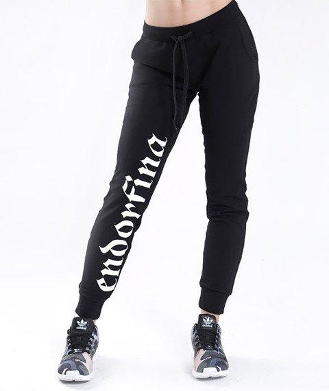 Endorfina-SD Got Spodnie Dresowe Czarne