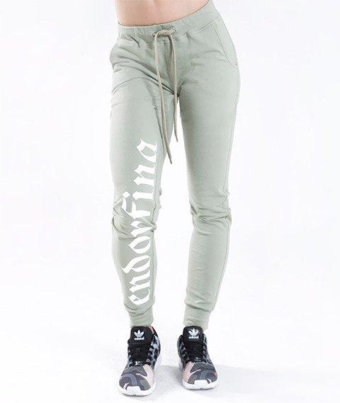 Endorfina-SD Got Spodnie Dresowe Khaki