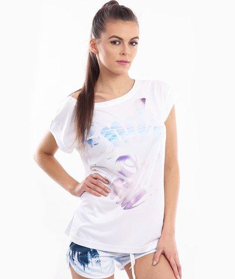 Endorfina-TDB Surf T-Shirt Damski Biały